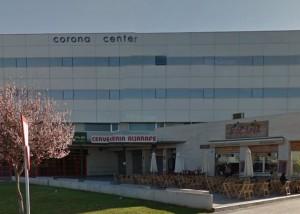 corona center